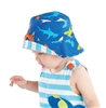 Shark Sun Hat-INFANT