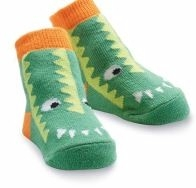 Safari Gator Sock