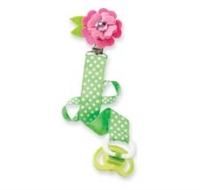 Flower Pacy Clip