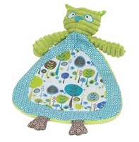 Bennett the Owl Blankie