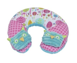 Bella the Owl Travel Pillow