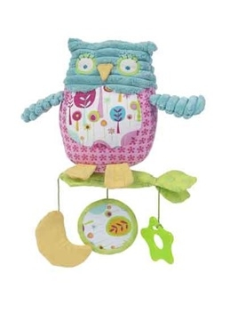 Bella Owl multifunction toy