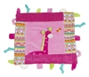 Ginny the Giraffe Multifunction Blankie