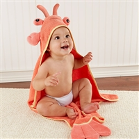 Lobster Hooded Towel
