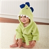 Dinosaur Hooded Spa Robe