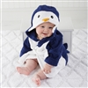 Penguin Hooded Spa Robe