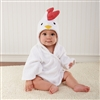 Chicken Hooded Spa Robe