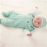 Baby M.D. Three-Piece Layette Set