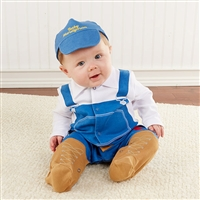 Baby Handyman 2-Piece Layette Set