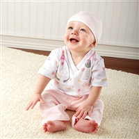 Baby Nurse 3-Piece Layette Set