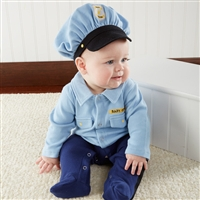 Baby Officer 2-Piece Layette Set