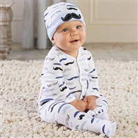 Little Man Pajama Gift Set