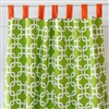 Bright Baby Green Baby Bedding Curtains