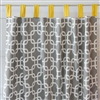 Bright Baby Gray Baby Bedding Curtains