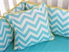 Bright Baby Gray Baby Bedding Pillow