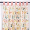 Buttercup in Bright Pastels Baby Bedding Curtains
