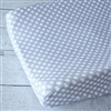 Coral & Gray Baby Bedding Changing Pad