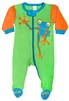 Dart Frog Footed Romper
