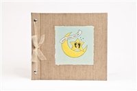 Moon & Star Photo Memory Book