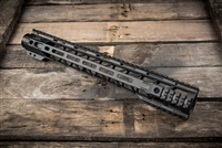 "15"" TACTICAL HYBRID RAIL, FREE FLOAT, M-LOK"