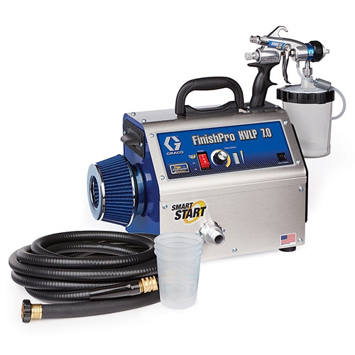 Graco FinishPro HVLP 7.0 ProContractor Series Turbine Paint Sprayer