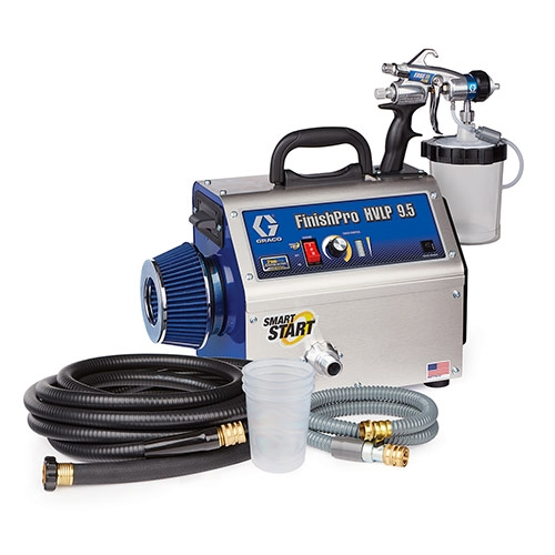 Graco FinishPro HVLP 9.5 ProContractor Series Turbine Paint Sprayer