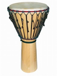 Custom-Made Hardwood Standard Djembe