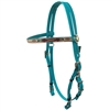 Navajo Designed Beta BioThane Western Bridle / Racing Bridle for Sale!