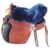 Shear Comfort Sheepskin Western Seat Only for Sale!