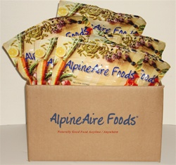 Sampler Pack - AlpineAire Foods Potpourri Case of 6