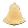Engraved Bell Ornament
