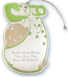 Bundle of Joy Ornament