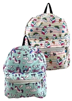 12295-1 unicorn backpack