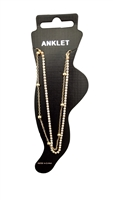 ANK4927-3 ANKLET