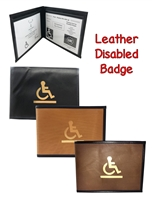 LEATHER DISABLED