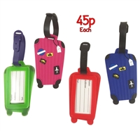LUGGAGE TAG SUITCASE
