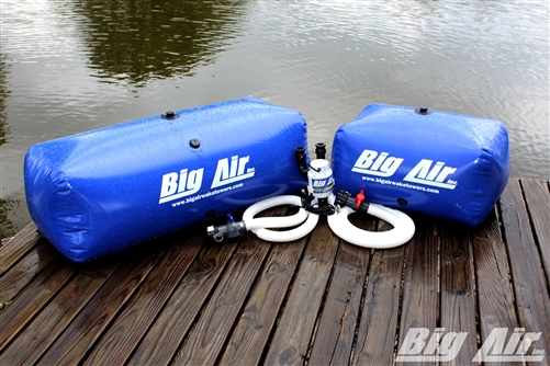 Big Air Boat Ballast System