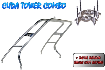 Big Air Cuda Tower Combo #2
