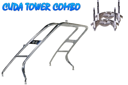 Big Air Cuda Tower Combo #4
