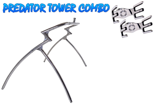 Big Air Predator Tower Combo #7