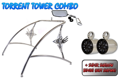Big Air Torrent Tower Combo #1
