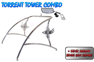Big Air Torrent Tower Combo #3