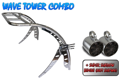 Big Air Wave Tower Combo #1