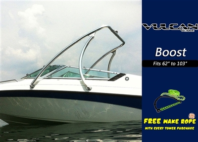 vulcan boost cheap wakeboard tower
