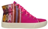 NEW SINCHI-RO2 High Top Fuchsia