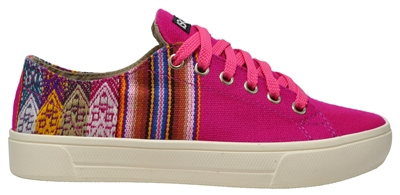 NEW SINCHI-RO2 Low Top Fuchsia