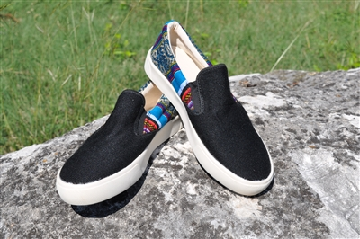 Sinchi Slip-on Black Sun