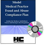 Model Medical Fraud and Abuse Compliance Plan