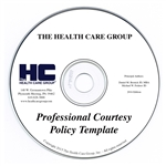 Professional Courtesy Policy Template (CD)