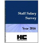 2016 Staff Salary Survey